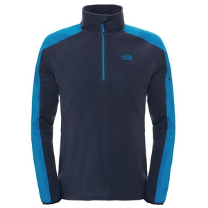 Mikina The North Face M 100 GLACIER 1/4 ZIP 2UAPH2G, The North Face