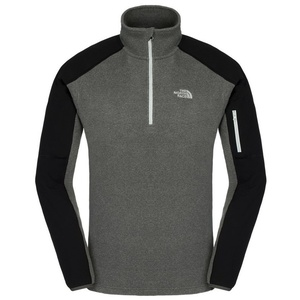 Mikina The North Face M 100 GLACIER 1/4 Zips 2UAPDYZ, The North Face