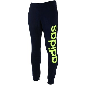 Nohavice adidas Linear Pant Closed Hem Brushed AC3613, adidas