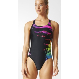 Plavky adidas Infinitex+ Streamline Graphic One Piece AY2845, adidas