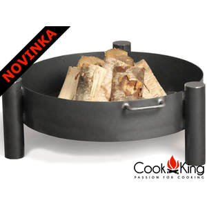 Okrúhle ohnisko Cook King Haiti 70 cm, Cook King
