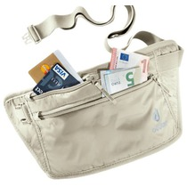 Ľadvinka Deuter Security Money Belt II sand (3910316)