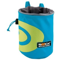 Pytlík na magnézium Rock Empire Chalk Bag Spiral teal, Rock Empire