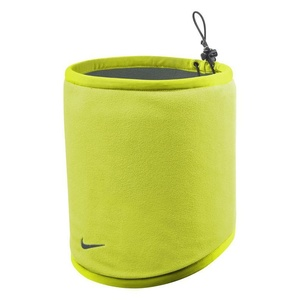 Nákrčník Nike Reversible Fleece Neck Warmer DEEP PEWTER/VOLT, Nike