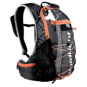 hydratačný batoh Raidlight Trail XP 14 Evo Black / Piment, Raidlight