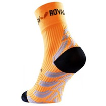 Ponožky ROYAL BAY® Neon High-Cut Orange 2099