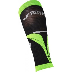 Kompresný lýtkové návleky ROYAL BAY® Air Black / Green 9688, ROYAL BAY®