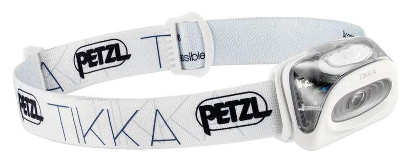 čelovka Petzl Tikka 2015 Biela - E93HFE
