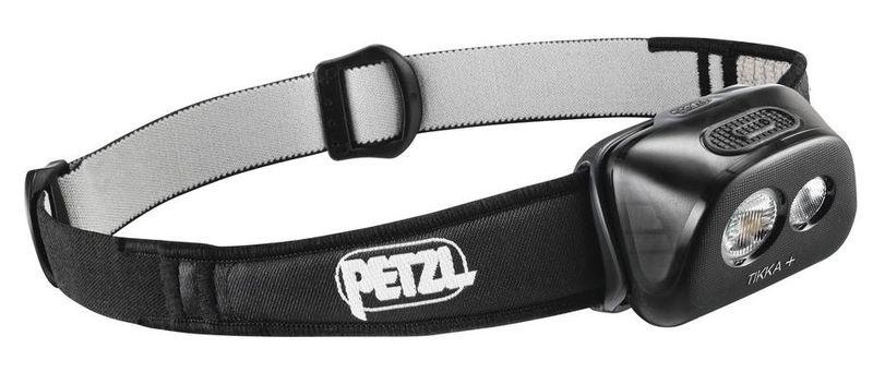 čelovka Petzl Tikka Plus 2015 Čierna - E97HNE