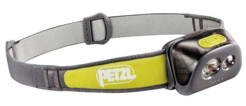 čelovka Petzl Tikka Plus 2015 Zelená - E97HOU