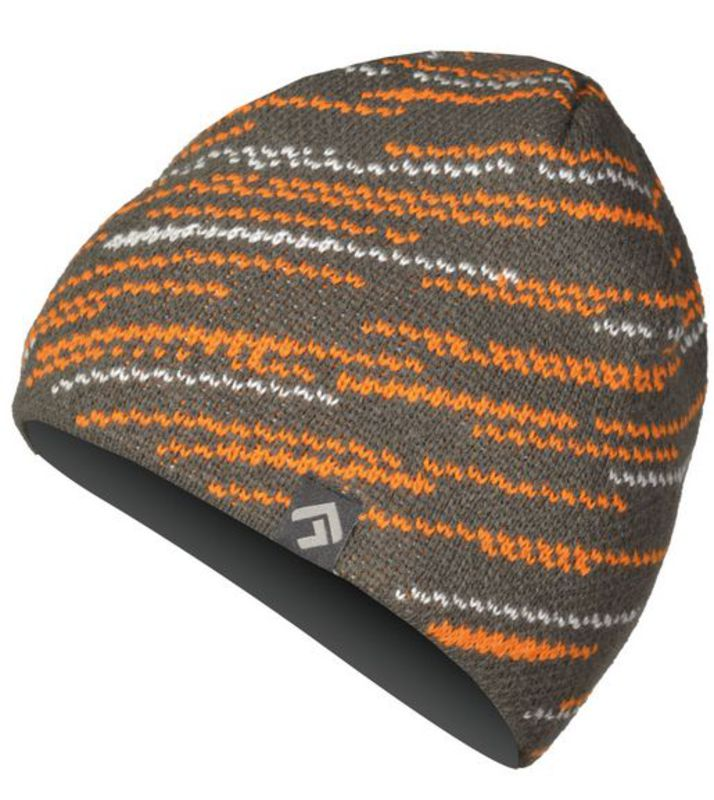 Čiapky Direct Alpine URBAN anthracite/orange