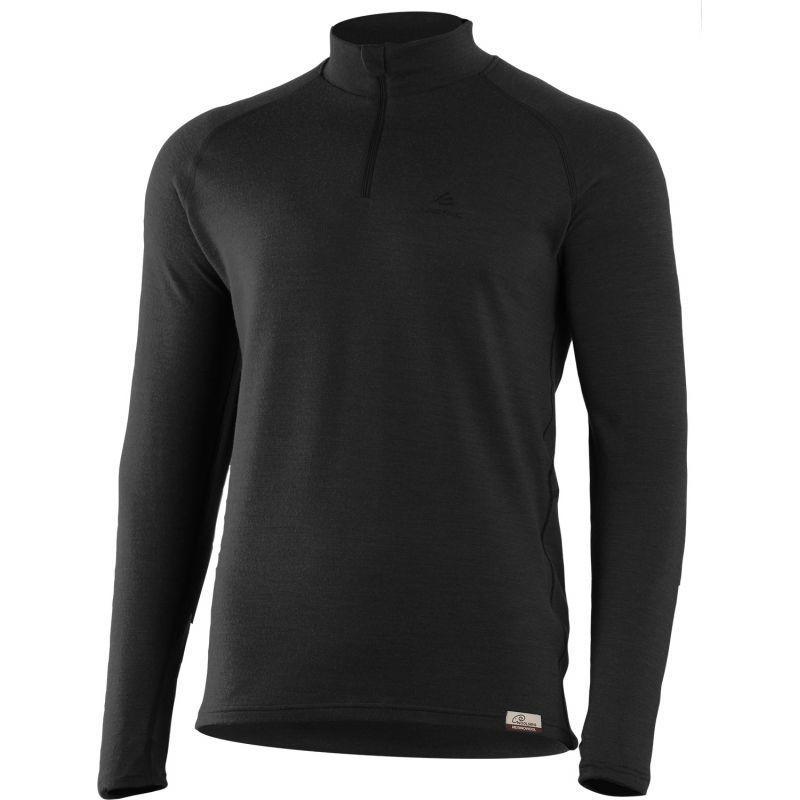 Merino triko Lasting WARY 9099 čierna vlnená XL