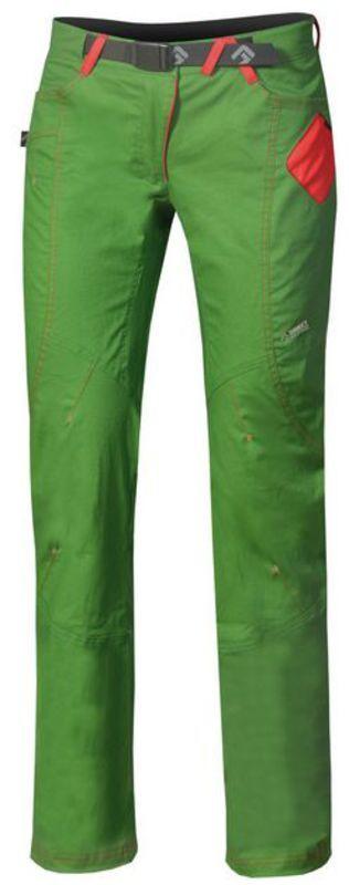 Nohavice Direct Alpine Yuka green / red